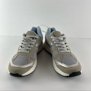 Sportsgirl Sporty Luxe Lace Up Trainers Size 40